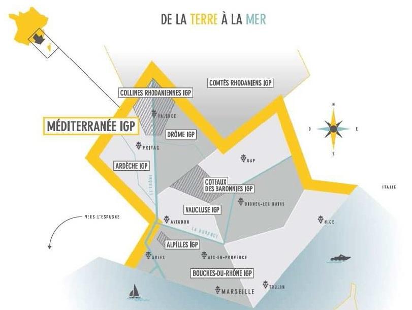 carte IGP